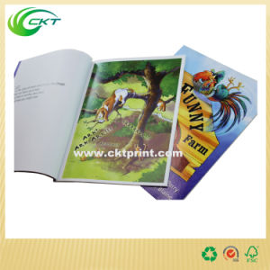 Custom Softcover and Hardcover Full Color Book Printing with A4 A5 (CKT - SB- 201) pictures & photos