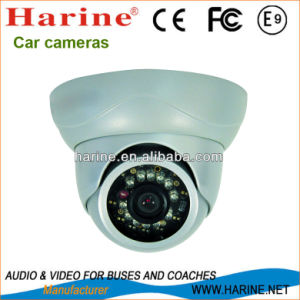 IR CCD 360 Rotation HD Car Camera pictures & photos