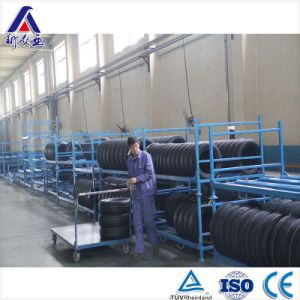 Warehouse Tyre Rack pictures & photos