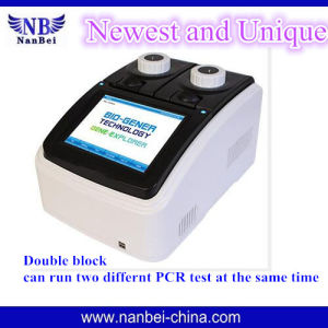HIV Test Thermal Cycler PCR Equipment with Printer pictures & photos