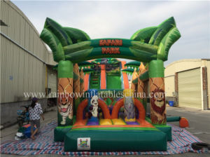 Commercial Inflatable Jungle Obstacle for Sale (RB5065) pictures & photos