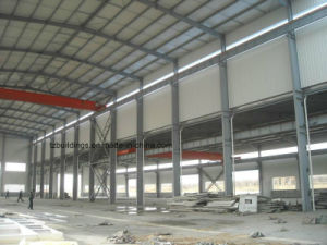 Prefabricate Steel Frame Plant with Competitive Price pictures & photos