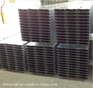 Steel Structure Used C Shaped Cold Formed Steel Purlin pictures & photos