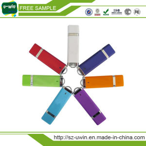 Rectangle Plastic USB Flash Drive 16GB pictures & photos