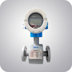 4-20mA Output Magnetic Flowmeter pictures & photos