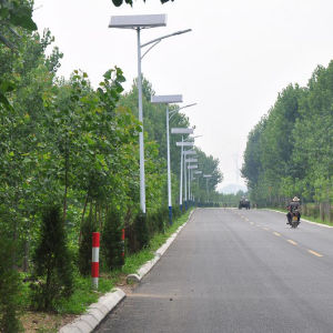 CE, RoHS, CCC Certified 36W LED Solar Street Light pictures & photos