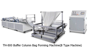 Buffering Column Bag Making Machine