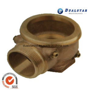 Brass Fire Stop Valve Body for Fire Hydrant pictures & photos