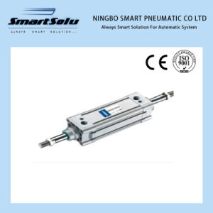 DNC Series DNC-S2 ISO6431 Double-Shaft Type Pneumatic Cylinder pictures & photos