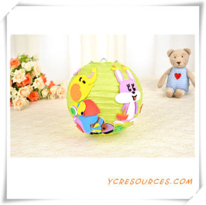 2015 Promotional Gift Children DIY Animal Paper Lantern Party Favor Hall Decoration Hanging Cartoon DIY Paper Lantern Best Sell (TY11008) pictures & photos