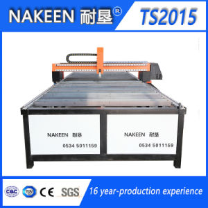 Bench Model CNC Plasma Cutter for Steel Shet pictures & photos