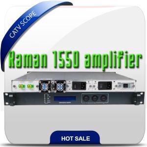Raman EDFA/CATV 1550 Jdsu Laser Optic Amplifier pictures & photos