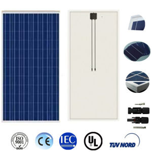 260W Poly Solar Panel for Solar System pictures & photos