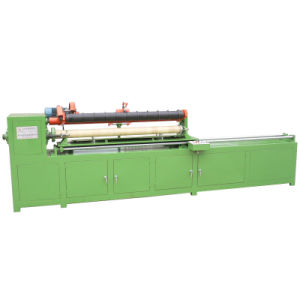 Semi-Automatic Precise Paper Tube Cutting Machine pictures & photos