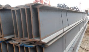 China Big Mill Supply Hot Rolled and Hot Woerking Steel H Beam pictures & photos