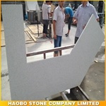 Haobo Stone White Kitchen Island Granite Table Top pictures & photos