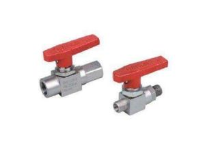 Bme High Pressure Stainless Steel External Thread Ball Valve pictures & photos