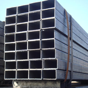 Black Anealed Steel Hollow Section for Steel Structure pictures & photos