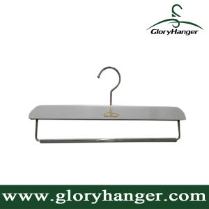 Top Quality Pants Hanger with Transparen Tube (GLWP231) pictures & photos