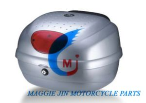 Motorcycle Accessories Motorcycle Tail Box of ABS pictures & photos