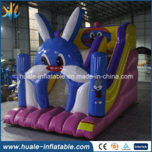 PVC Rabbit Inflatable Slide for Amusement Park Kids Toy Game pictures & photos
