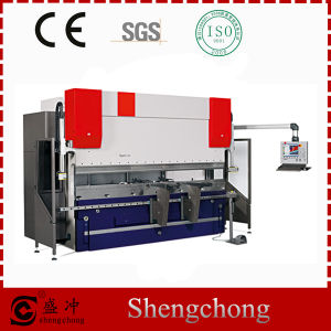 100ton Hydraulic Press Brake for 2mm Plate Bending pictures & photos