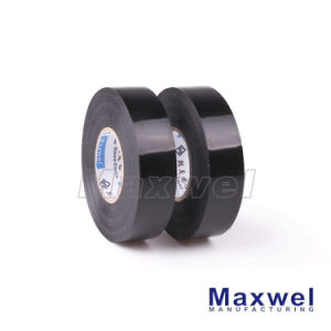 19mm Black Insulating Tape Popular Maxwel Insulation Tape pictures & photos