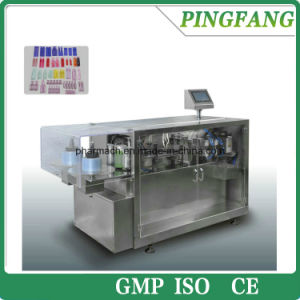 High Performance Ggs-118 (P2) Fully Automatic Oral Liquid Filling Machine 10ml/30ml pictures & photos