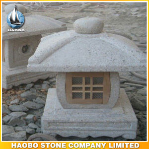 Japanese Style Lantern Yukimi with Wooden Frame pictures & photos