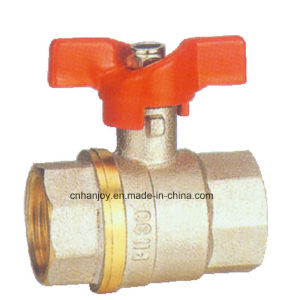 High Quality Brass Ball Valve (NV-1043) pictures & photos