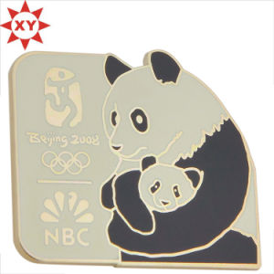 Metal Promotion Panda Book Marker Baby Panda pictures & photos