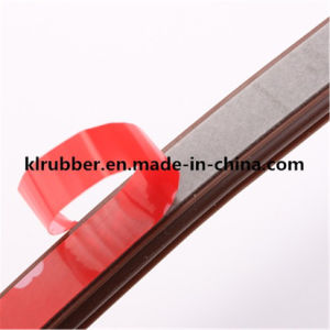 Self-Adhesive PVC Seal Strip for Aluminum Windows and Doors pictures & photos
