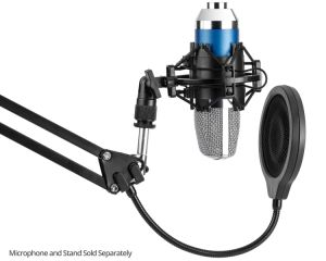 T-4 Ideal for Radio Broadcasting Studio / Voice-Over / Sound Studio / Recording Universal Metal Microphone Shock Mount pictures & photos