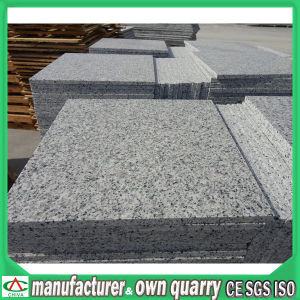 Polished 2cm Thickness Snow White Granite for Tiles pictures & photos