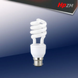 B22 Bayonet Base Half Spiral Energy Asving Lamp pictures & photos