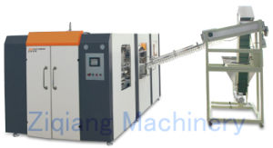 Full-Automatic Pet Stretch Blow Molding Machine Zq-B600-6 pictures & photos