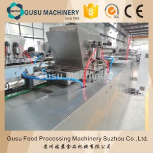 Ce Gusu Confectionery Chocolate Casting Machine (QJJ175) pictures & photos