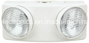 Rotary Twin Spot Battery Backup UL Listed Emergency Light pictures & photos
