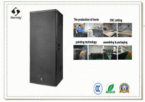 2016 Popular High Power Output Speaker Ws155s pictures & photos