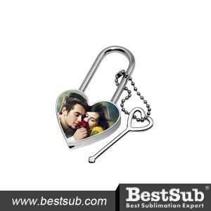 Bestsub Personalized Sublimation Zinc Alloy Lock (ST03) pictures & photos