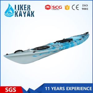 4.3 Meter One Big Hatch Sit on Top Kayak Very Popular pictures & photos