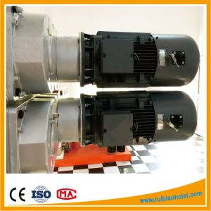 Hoist Motor Construction Hoist Spare Parts Mini Motor pictures & photos