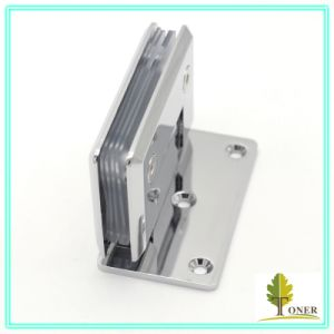 Square Bevel Edge 90 Degree Hinge/ Zinc Hinge pictures & photos