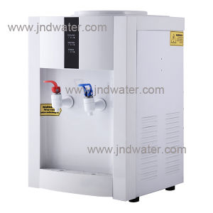 Pou Compressor Cooling Water Dispenser with Hot and Cold Water pictures & photos
