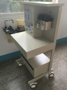 CE Mark Medical Surgical Anesthesia Ventilator Machine pictures & photos
