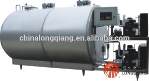 Horizontal Milk Cooling Tank Direct Cooling pictures & photos