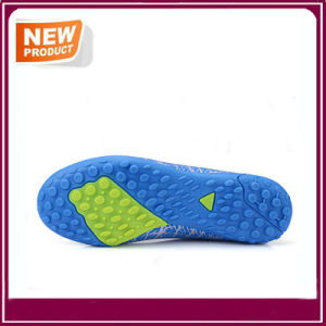 New Fashion Sport Indoor Soccer Shoes for Men pictures & photos