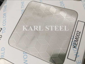AISI 304 Ddq Stainless Steel Sheet in Guangdong pictures & photos