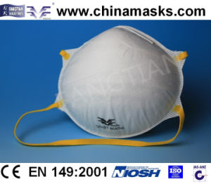 CE Active Carbon Protective Dust Mask Face Mask pictures & photos