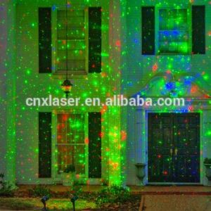 Dynamic Outdoor Laser Lights Without Remote Control RGB Outdoor Garden Laser Light for Christmas and Indoor Decoration pictures & photos